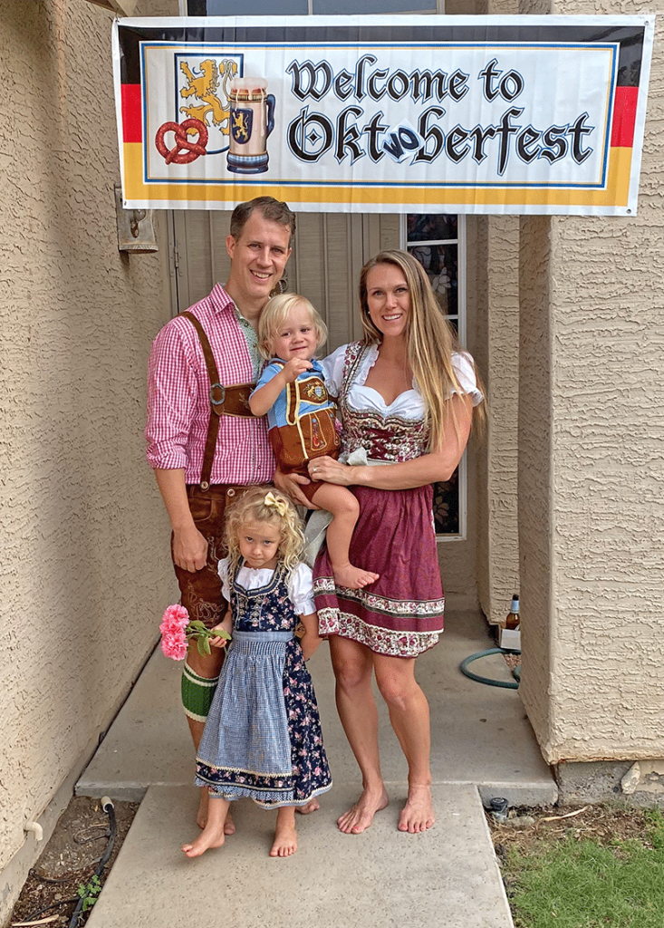 OkTWOberfest-Party-Family: An OkTWOberfest For Your 2 Year Old