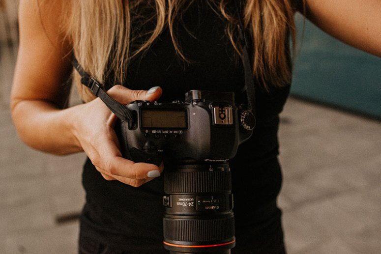 How to create a home photography studio