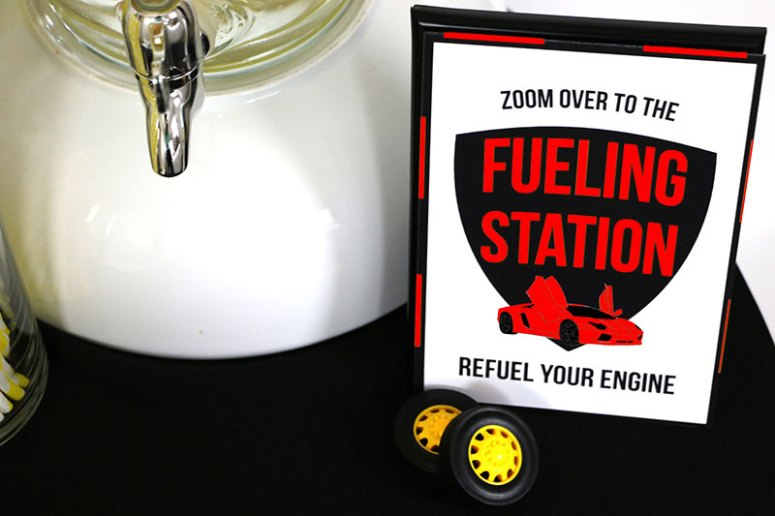 Black-and-Red-Supercar-Fueling-Station-Sign
