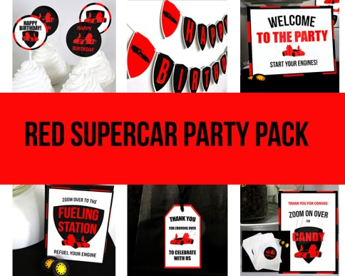 Red-Supercar-Birthday-Party-Pack