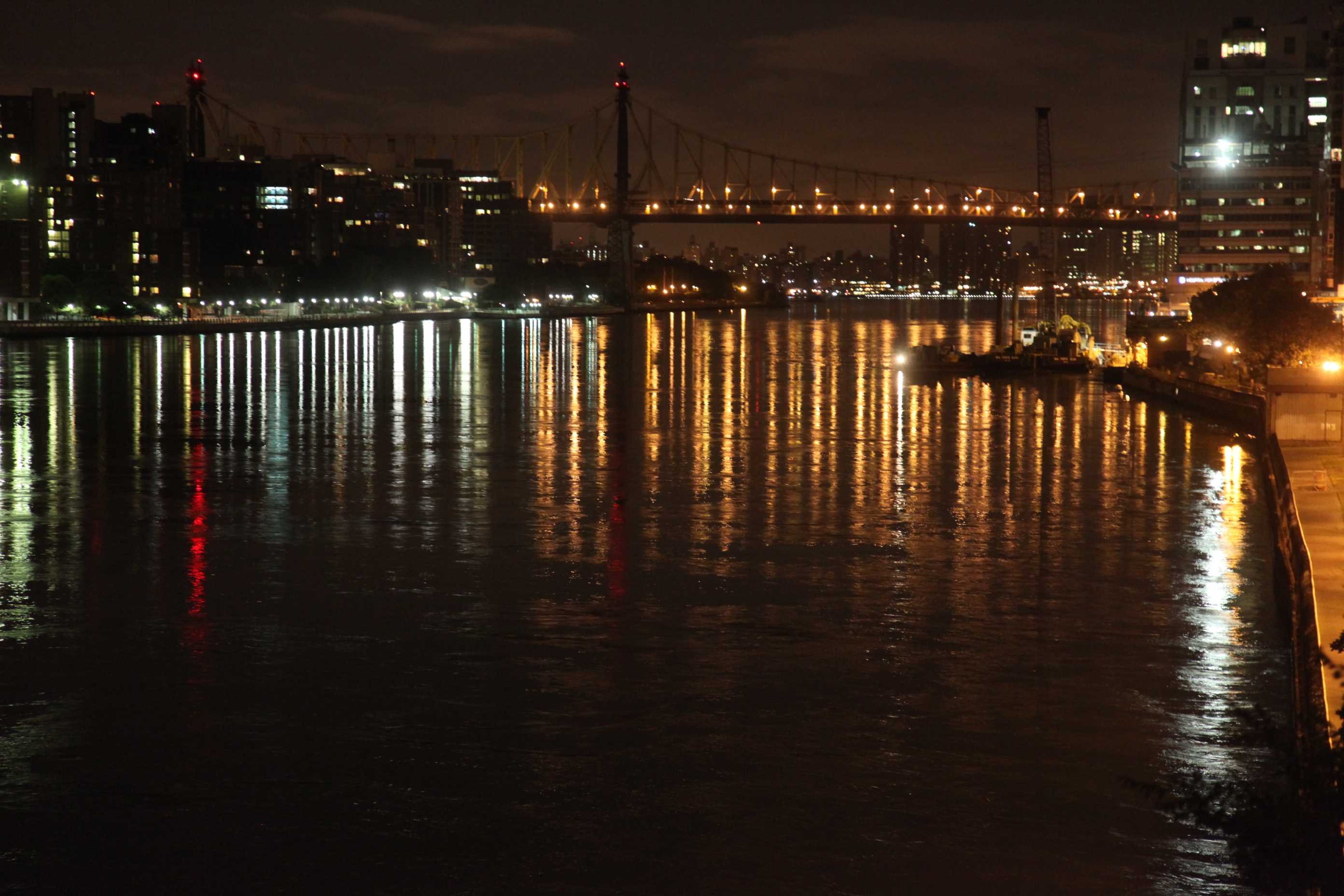 East River Lights 2