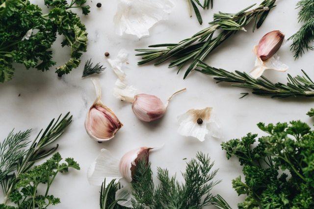 herbes aromatiques et santé