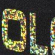 Gamme ''Hologramme'' - couleur ARGENT sous rayons de lumière