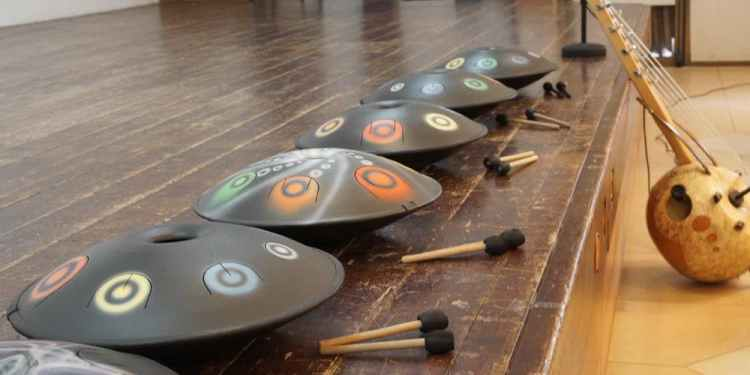 chakra Overtone Drum Therapie par le son