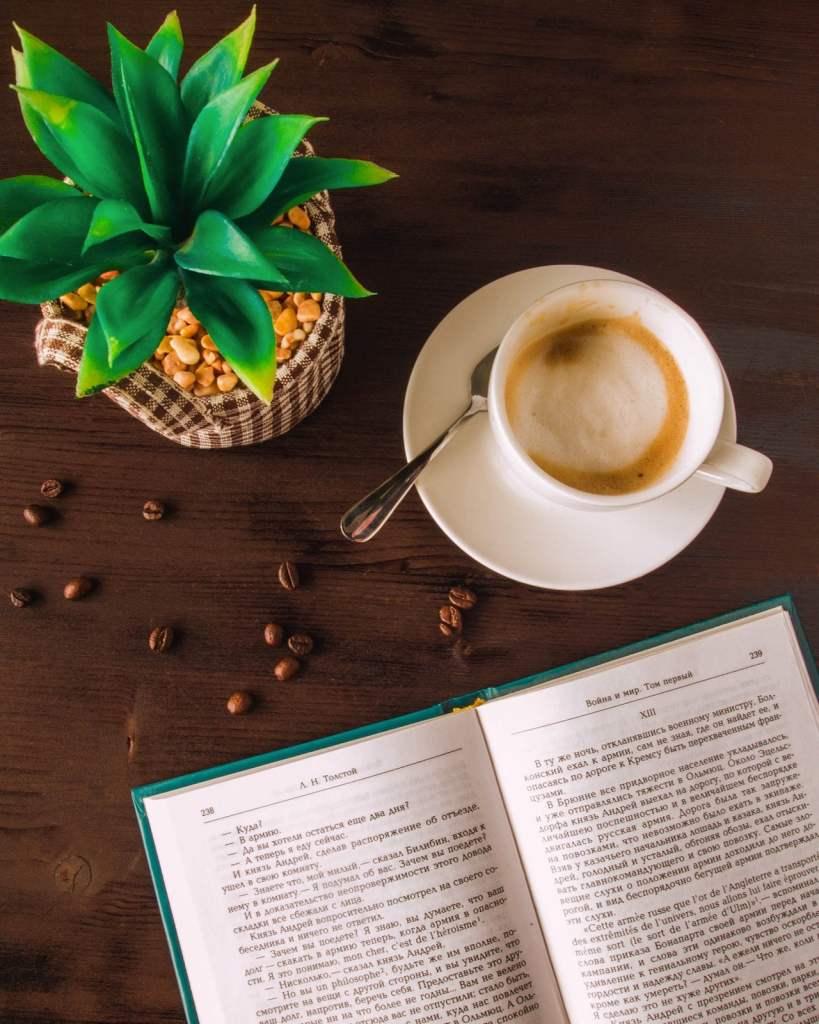 Un temps autours d'un café