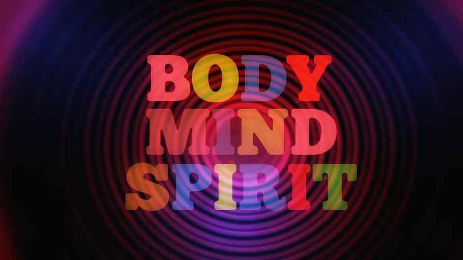 Equilibre corps, coeur, mental et esprit