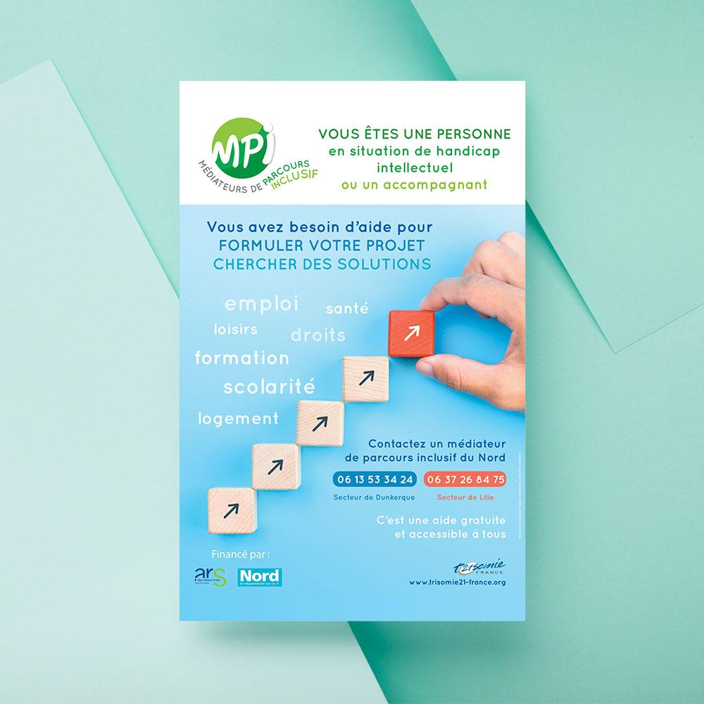 Affiche pour le dispositif MPI