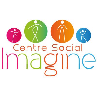 Logo Centre Social Imagine