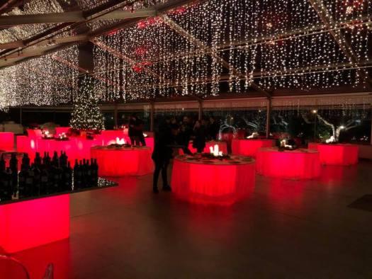 Evento en un pazo de Pontevedra - fiesta de Navidad del Pazo A Toxeiriña