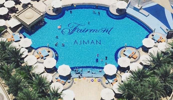 Fairmont Ajman: Unexpected luxury.