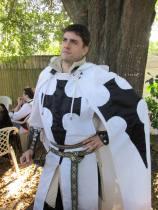 JBuck the Crusader, just striking a pose