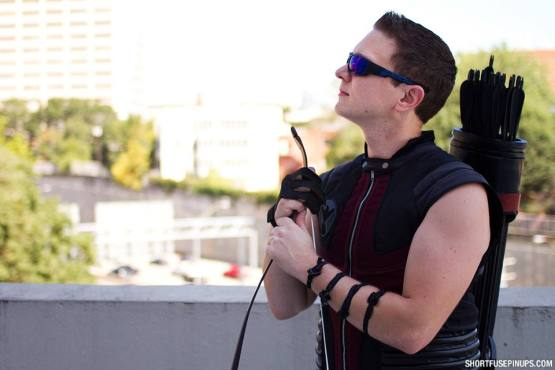 Hawkeye cosplay Avengers cosplay A to Z Cosplay