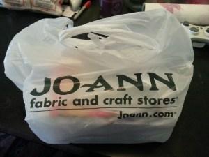 Joann's Simplicity sale