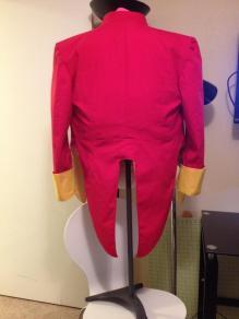 Professor Eggman Sonic the Hedgehog Costume Jacket