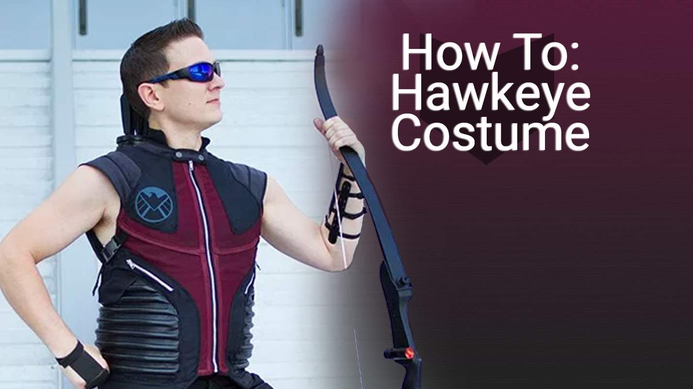 Making Hawkeyeu0027s Costume  sc 1 st  A to Z Cosplay & Making Hawkeyeu0027s Costume » A to Z Cosplay