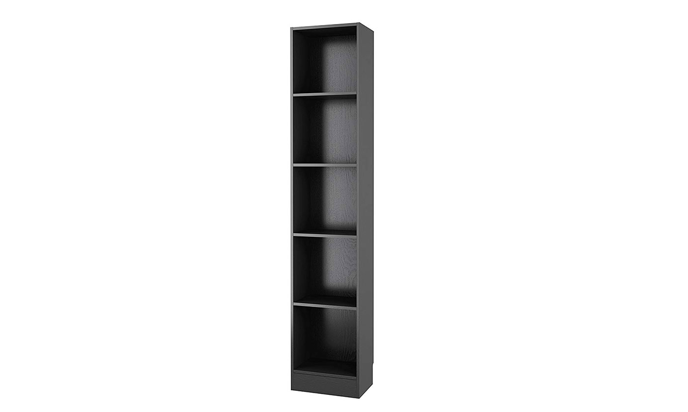 Element Tall Narrow 5 Shelf Bookcase From Aed 349 A To Z
