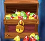 Gold Treasure Box Escape