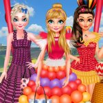 Princess Balloon Festival