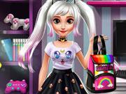 Ice Princess Geek Fashion