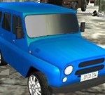 Russian Uaz 4×4 Driving Simulator