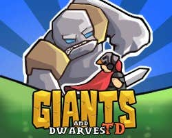 Giants and Dwarves TD