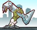 Robots vs Zombi