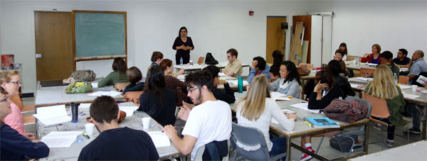 Cal State University Long Beach Professional Practices Program –  April 2013