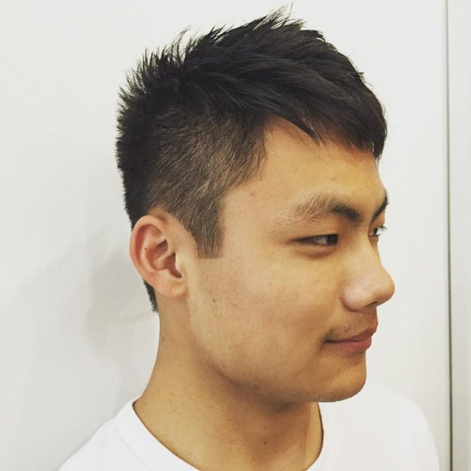 50 popular and trendy asian men hairstyles 2018 - atoz