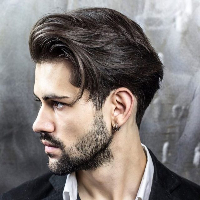 layered haircuts : 40 best men's layered hairstyles for 2018