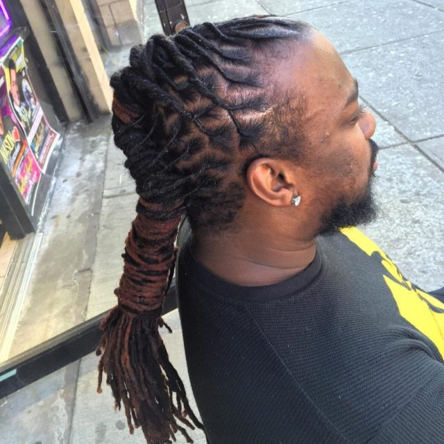 black men haircuts: 40 stylish & trendy long hairstyles for