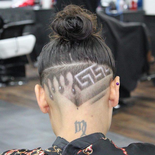 hair tattoo designs :: 20 cool haircut designs for stylish