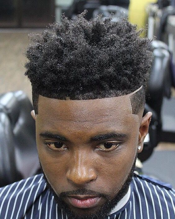 Black Care Men Line Skin