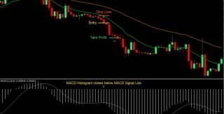 MACD Retrace Forex Trading Strategy