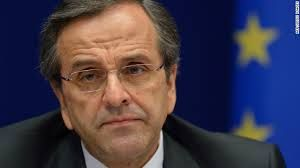 Samaras resigns as Head of New democratic party