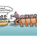 Again Greece requested a 3-year bailout program