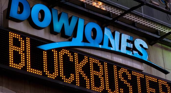 Dow Jones analysis - Index slumps 0.09% to intraday low of 27035