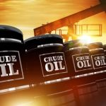 Crude oil price rises sharply after the API released inventories data