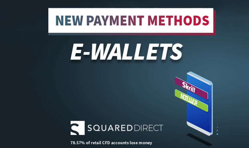 SquaredDirect launches Skrill & Neteller payments