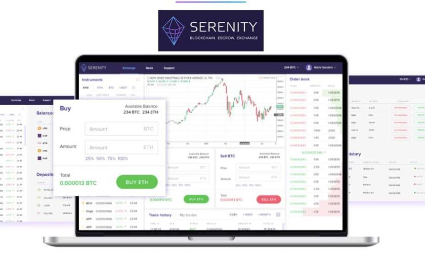 Exclusive Interview: Serenity Exchange is launched and ready for trading