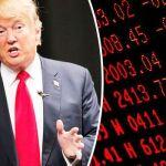 President Trump vs. Financial Markets