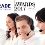 Xtrade Wins Best Customer Service Award from Forex Industry Watchdog