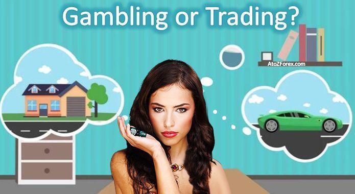 Is binary options gambling betting line hockey