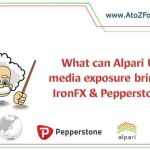Alpari UK: IronFX & Pepperstone media show?