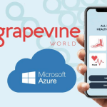 Grapevine World develops Blockchain Health Data platform using Microsoft Azure