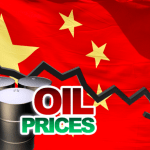 21/04/15 Light Crude Oil prices start to retreat after touching Fibonacci Expansion 161.8% at 57.66