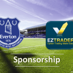 EZTrader partnership with Everton FC