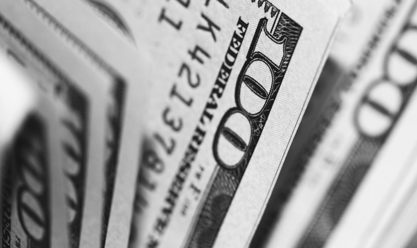 US dollar under pressure after Friday's NFP report