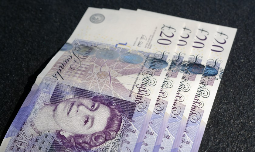 GBPUSD analysis - British pounds falls to new monthly low