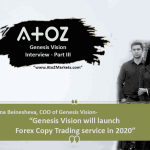 Genesis Vision Shares Milestones for 2020