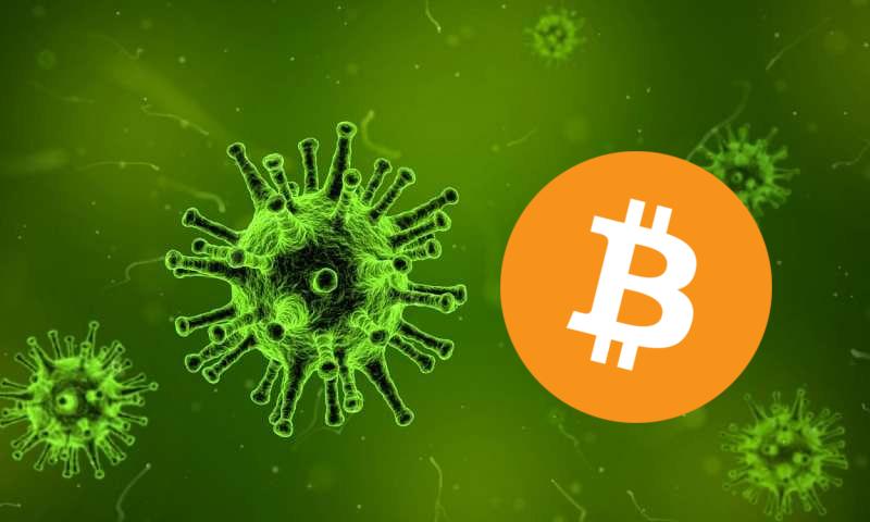 Bitcoin Bubble May Burst Due to Coronavirus Pandemic Fear